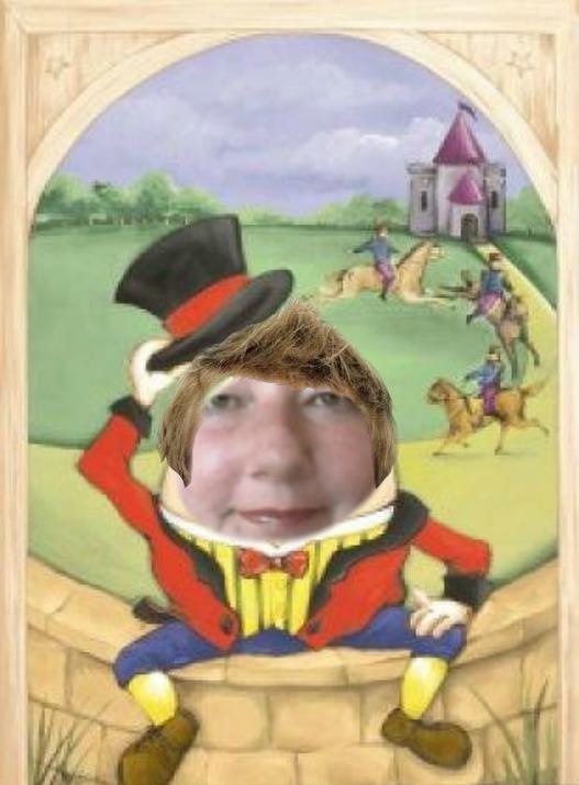 Bronny Dumpty