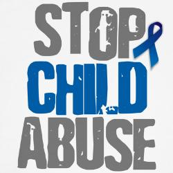 stop_child_abuse_fitted_hoodie