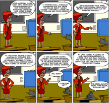 Scarlet Scoop's Guide To Infighting