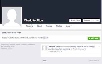 Charlotte Ward Alton