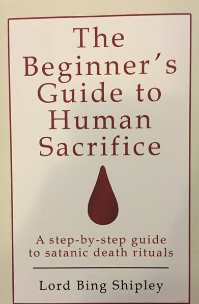 Human Sacrifice book-1