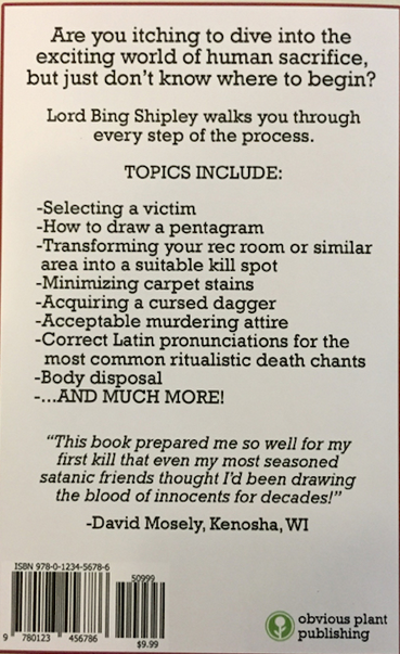 Human sacrifice book-2
