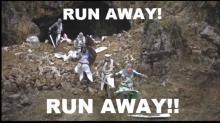 Run-away-charlotte