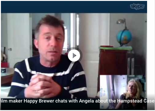 Angela Power Disney-Happy Brewer video