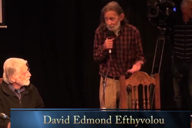 David Edmond Efthyvolou-Forced Adoptions Event