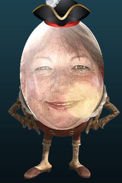 Humpty Bronny