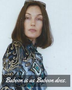 Bridget Yorke Biddy Baboon