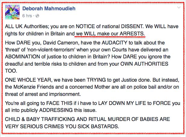Deb Mahmoudieh-vigilantism 2016-01-10