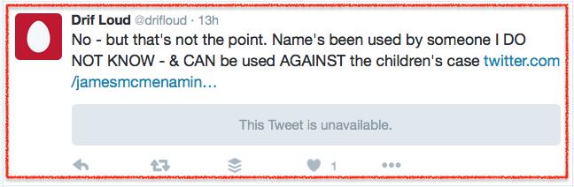 Drifloud-didn't tweet-6 2016-01-25