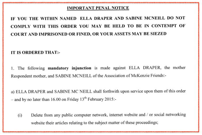 Sabine Court Order 1 2016-01-01