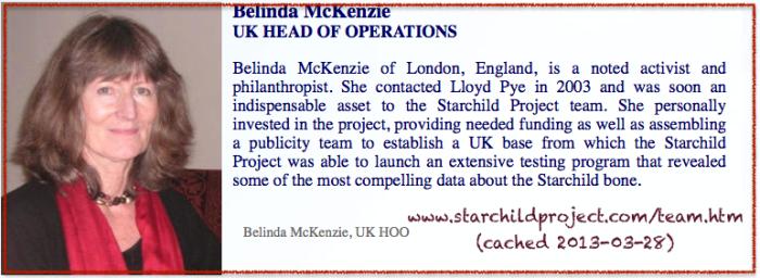 Belinda-Starchild Project 2016-03-10