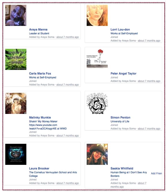 Facebook Secret Group 2 2016-03-05