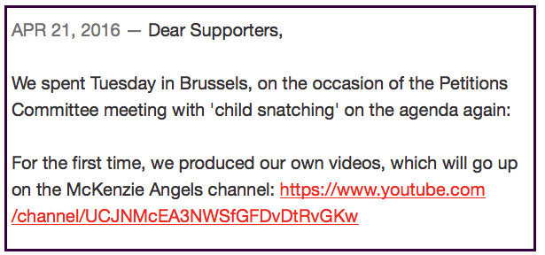 Sabine - Brussels EU cttee 2016-04-22