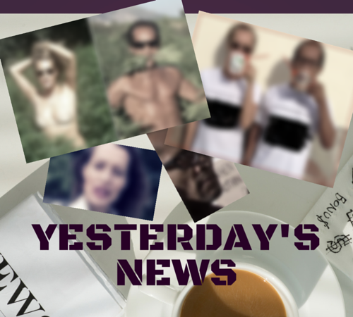 Abe-yesterday's news