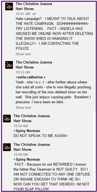 Christine Joanna Hart 3