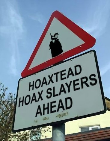 Hoaxtead-hoax slayers ahead