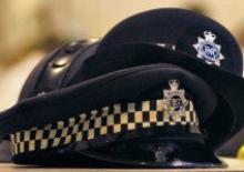 London Met police caps