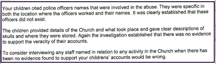 IPCC #3-police names wrong, church details wrong 2016-06-21
