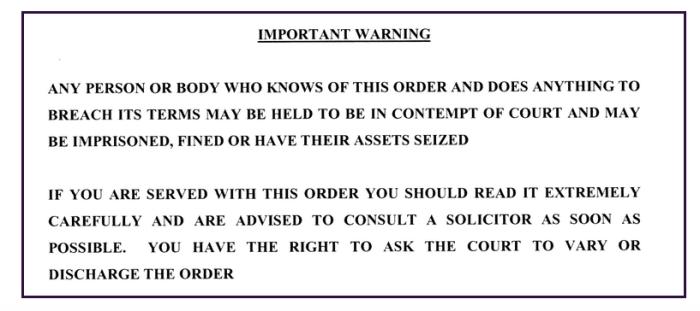 Court Order 15-02 2016-07-16