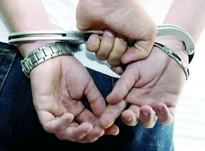 handcuffs arrest stalking