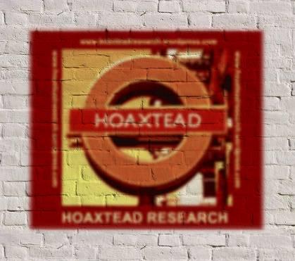Hoaxtead graffiti