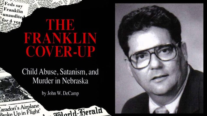 The Franklin Cover Up Book : 'believe the children mach hoaxtead research
