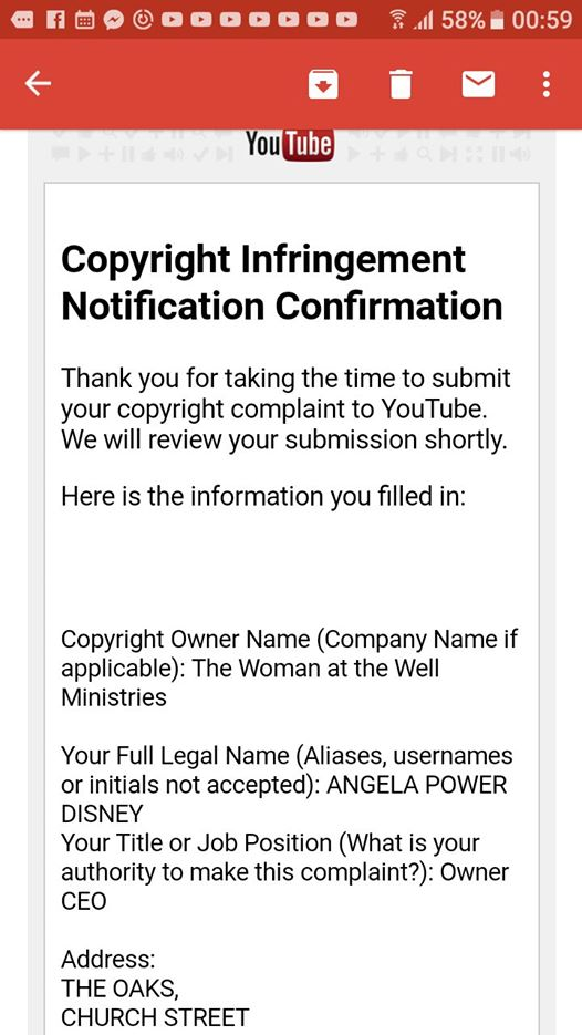angela-power-disney-youtube-copyright-complaint-2017-02-27