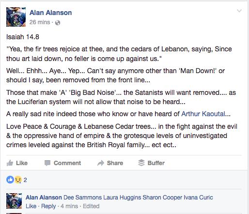 Alanson re Arfur