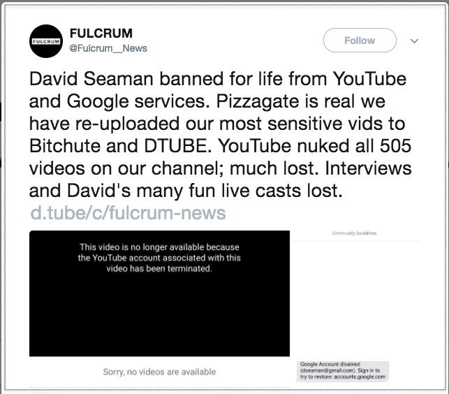 David Seaman 2018-03-01