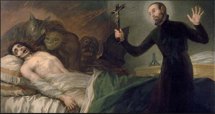 Goya-Exorcism