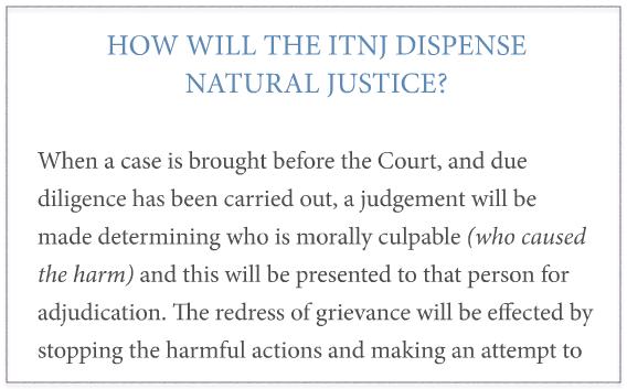 ITNJ Natural Justice 2018-03-28 1