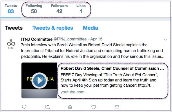 ITNJ Twitter 2018-04-16