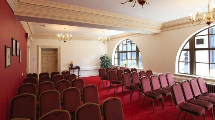 John Tudor Room, Methodist Central Hall ITNJ