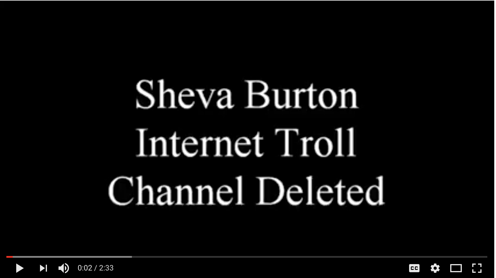Naima Dawn Feagin bullying Sheva 2018-05-20