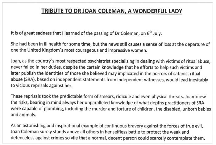 Joan Coleman obit 2018-07-12 1