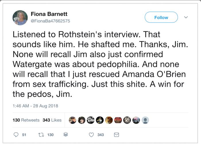 Fiona Barnett 2018-08-30 Twitter 2