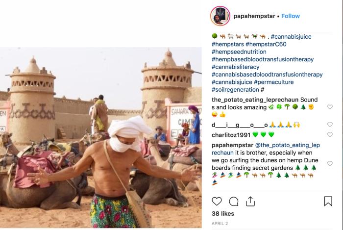Abraham Christie 2018-10-26 Instagram 4