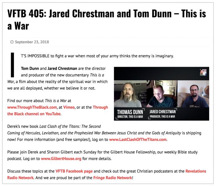 Gilbert VFTB 2018-10-14 Tom Dunn